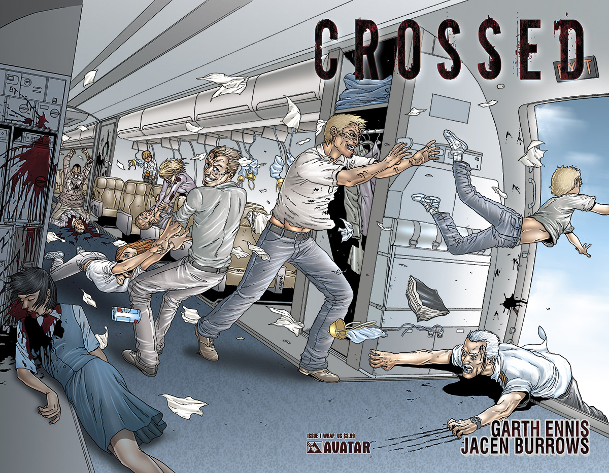 October 2008 Solicited Releases — Avatar Press, The Independent ...