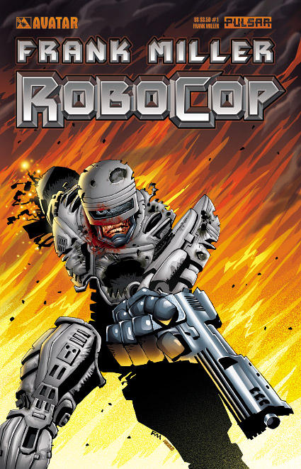 FRANK MILLER's Robocop -- Avatar Press