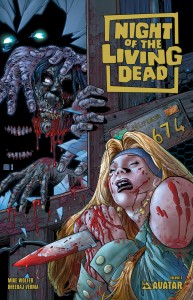 Night of the Living Dead Volume 3 - Death Valley Softcover