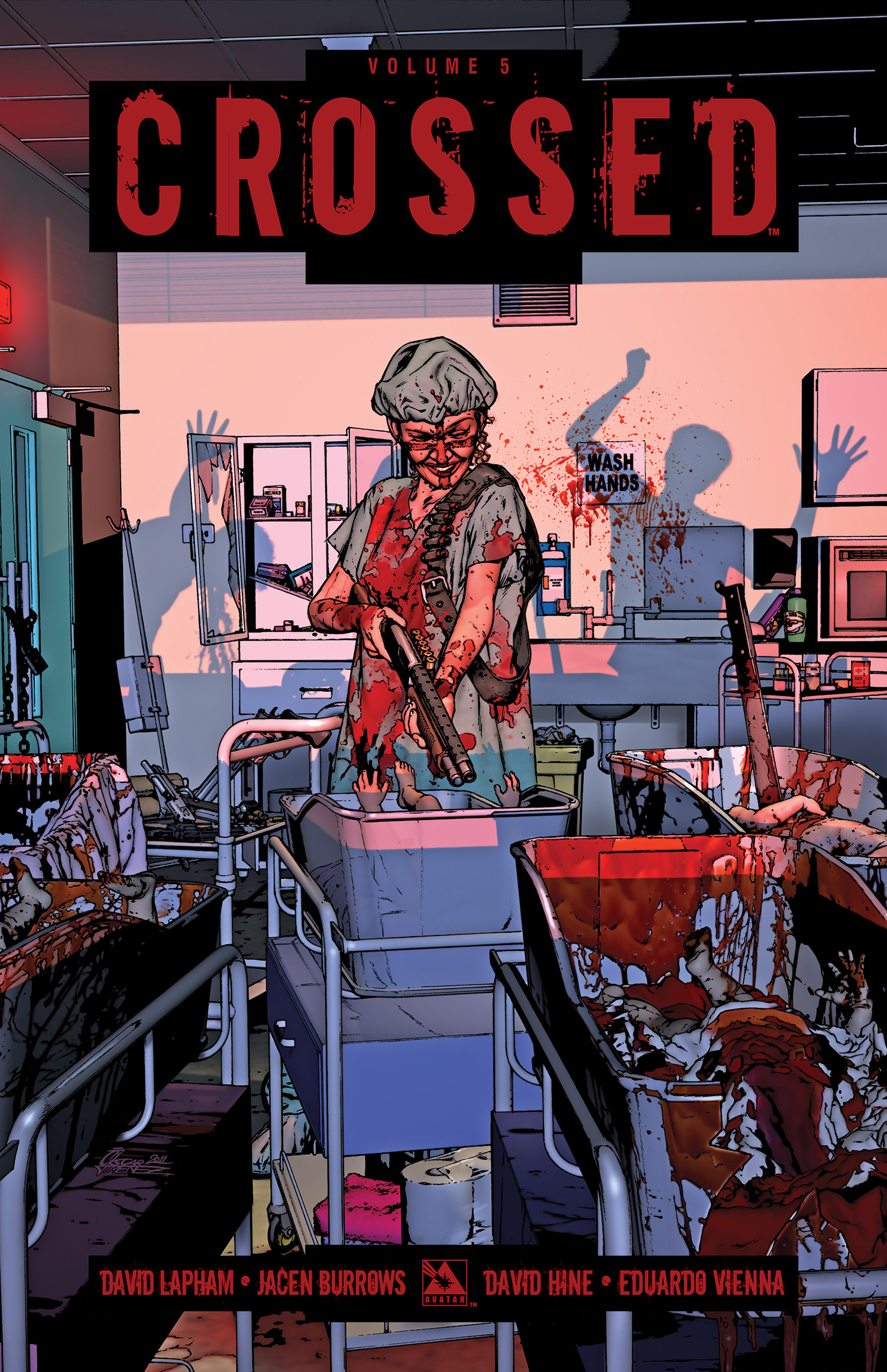junk food for thought gets crossed with review avatar press